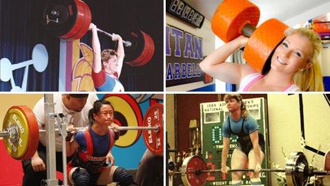 اقوى 10 نساء في العالم! عضلات بارزة فأين الانوثة؟