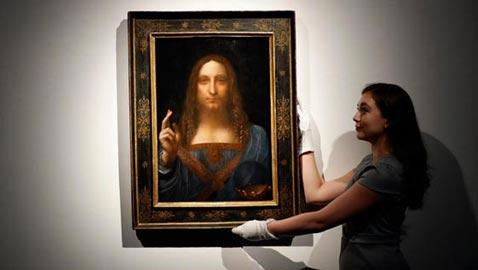 ما هي قصة المخلص أغلى لوحة في العالم؟