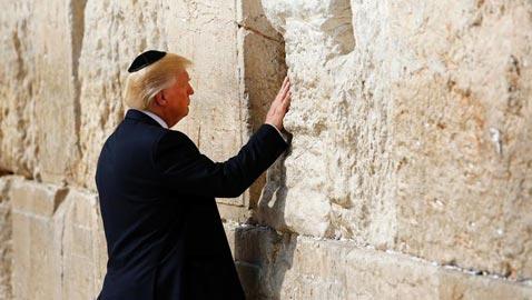 هل الاعتراف بالقدس كعاصمة اسرائيل سببه يوم القيامة