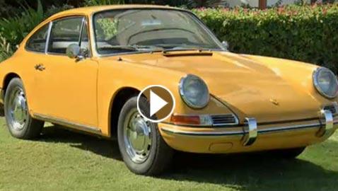 عرض سيارات كلاسيكية في دبي.. فيديو