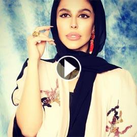 بالفيديو: الفنانة اللبنانية ليلى إسكندر تشهر إسلامها