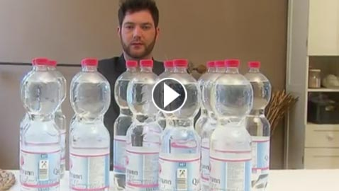 بالفيديو.. ألماني يشرب 20 لتر مياه يوميًا ليبقى على قيد الحياة