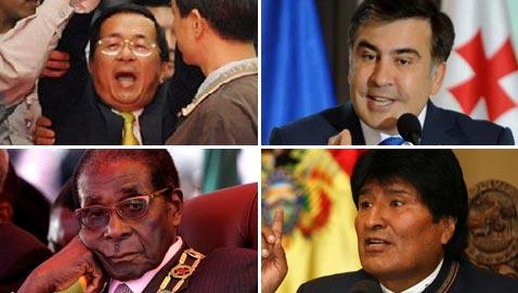 4 زعماء عالميين أضربوا عن الطعام! تعرّف على الاسباب