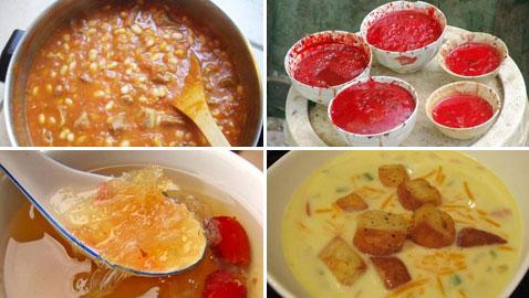 اليكم اغرب 10 اطباق حساء لن تجرؤوا على تناولها