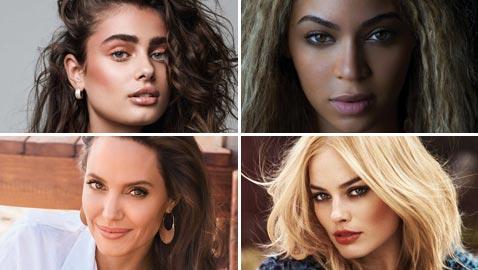 بالصور: من هن اجمل 10 نساء في العالم؟ (بينهن سياسية عمرها 70 عاما)!