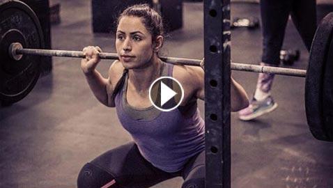 فيديو وصور الاردنية شادية بسيسو اول مصارعة عربية تنضم لـ WWE