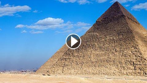 سر فضائي يكشف قدرة فرعون على الصعود إلى النجوم
