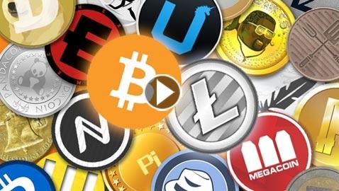 من البيتكوين إلى الدوغ كوين العملات الرقمية تجتاح العالم .. فيديو