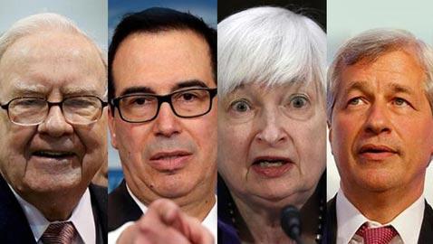 أبرز ما  قال مشاهير الاقتصاد العالمي عن بتكوين