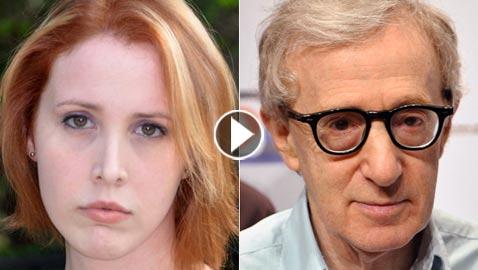 ابنة المخرج الشهير وودي آلن تتهمه بالتحرش