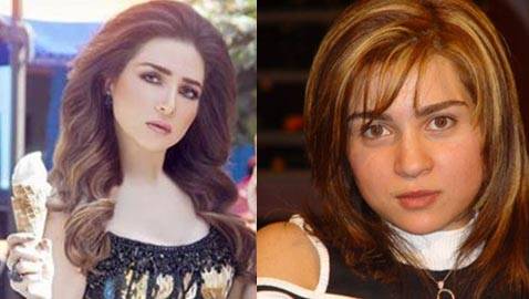 25 صورة تظهر الاختلاف في شكل مي عز الدين خلال 17 عاما
