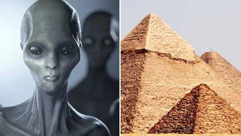 10 دلائل حيرت العلماء تؤكد ان الكائنات الفضائية زارت مصر!