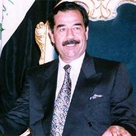 كتاب جديد: صدام حسين وقع في غرام الشابة زبيبة المتزوجة