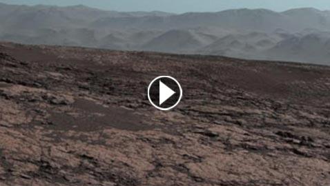 المركبة التي قضت 5 سنوات على المريخ تعود بلقطات لا يمكن نسيانها لسطحه