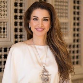 فرفش حصري:الملكة رانيا، العربية الوحيدة ضمن قائمة اجمل 50 سيدة لعام 2018