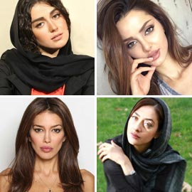 صور اجمل 10 ايرانيات حول العالم بينهن ممثلات، عارضات ازياء وملكات جمال
