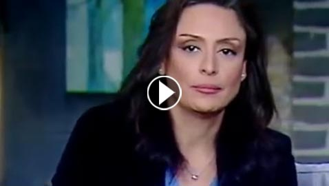 بالفيديو.. ايقاف مذيعة مصرية تفوهت بألفاظ غير لائقة