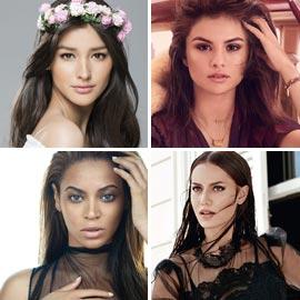 الوجوه الساحرة... أجمل 10 نساء في العالم (صور)