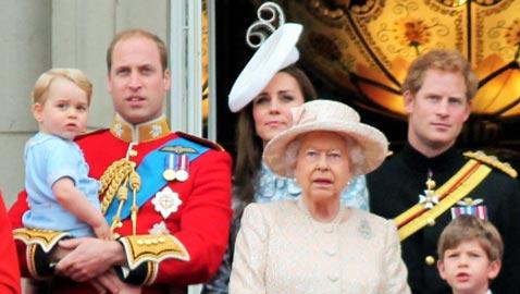 هكذا يقضي أفراد العائلة المالكة يومهم!!