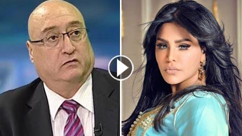 الحرب بين احلام واللبنانيين مستمرة! محلل سياسي يصف احلام بـ (السيد)!