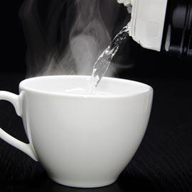 فوائد الماء الساخن على الصحة