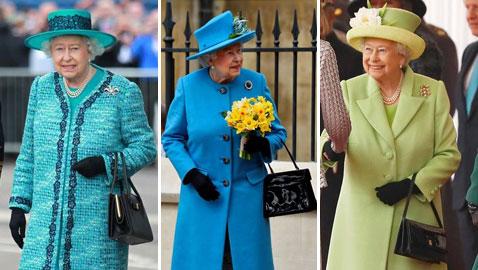 الملكة إليزابيث تستعمل الحقيبة نفسها منذ 60 عامًا..والسبب؟