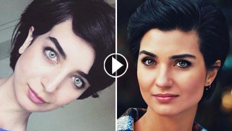بالفيديو: الكاتبة السعودية نورة المعيقلي توأم الممثلة التركية لميس!