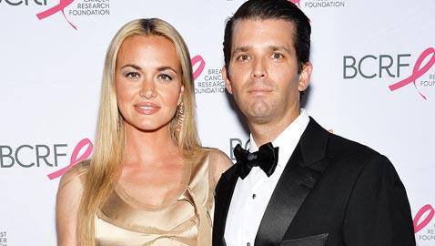 فانيسا ترامب زوجة نجل الرئيس الأمريكي تطلب الطلاق لهذا السبب!