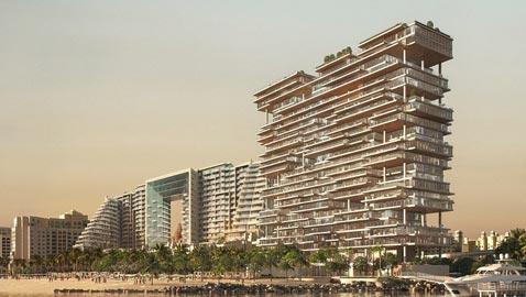 الكشف عن تصاميم أغلى شقق في دبي