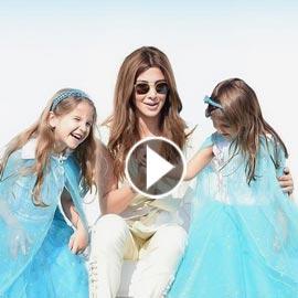 بالفيديو: أشهر أغاني الفنانات لأولادهنّ.. وراء كل اغنية قصّة مؤثّرة