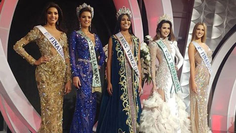 توقيف مسابقة ملكة جمال فنزويلا بعد اتهامات بتلاعب وعلاقات حميمة!
