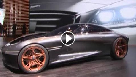 بالفيديو والصور: معرض مثير لسيارات المستقبل