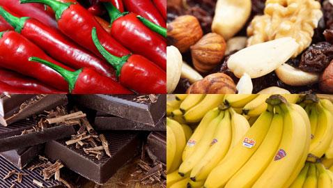 8 مواد غذائية بديلة عن القهوة تمنح النشاط والطاقة والسعادة