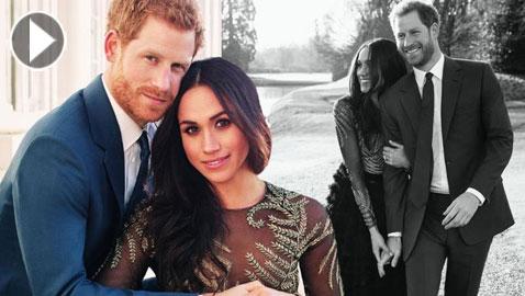 أين سيقضي الأمير هاري وزوجته شهر العسل؟