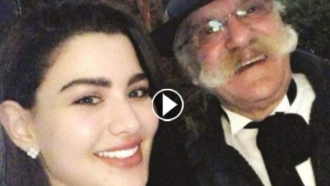 بالفيديو فنان لبناني يعترف: مستعد لطلاق زوجتي للزواج من روان حسين!