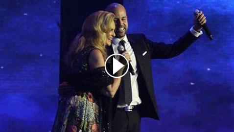 ما سبب غضب يسرا في كواليس موريكس دور بعد غناء (3 دقات)؟ بالفيديو