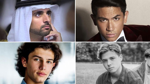 صور أبرز الامراء العزّاب الوسيمين حول العالم..بينهم أمراء عرب