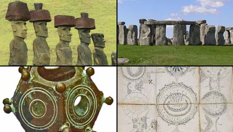 بالصور.. أكثر العجائب والقطع التاريخية الأثرية غموضا في العالم
