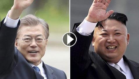 بالفيديو.. ماذا سيرتدي كيم جونغ في قمة الكوريتين؟ ولماذا؟