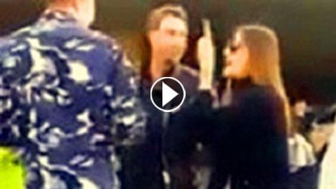 فيديو: لن تصدّق كيف تهدد نساء لبنانيات رجال الشرطة بشتائم وكلام قبيح!