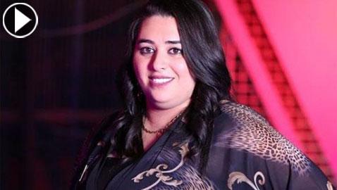 العراقية دموع تحسين الفائزة بلقب ذا فويس: لن أنقص وزني مثل ديانا كرزون!