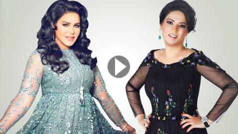 فيديو أحلام تبكي وتعتذر من نوال الكويتية والأخيرة تردّ (أنت اختي)
