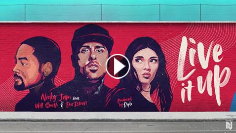 فيديو الأغنية الرسمية لمونديال روسيا بمشاركة ويل سميث