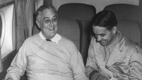هذا هو أول رئيس أميركي سافر بالطائرة