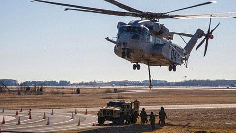 صور هليكوبتر للنقل الثقيل.. لا مثيل لها