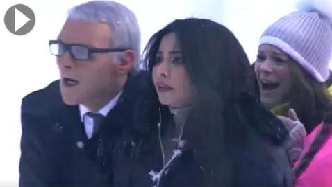 حلقة شيرين عبد الوهاب مع رامز جلال مفبركة! اليكم الاثبات!!