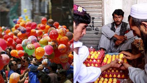 أبرز 5 عادات واحتفالات غريبة بالعيد حول العالم
