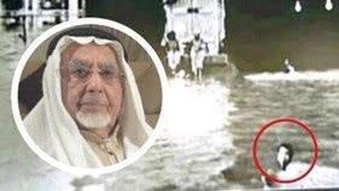 قبل 77 عاما.. شاب بحريني طاف حول الكعبة سباحة!