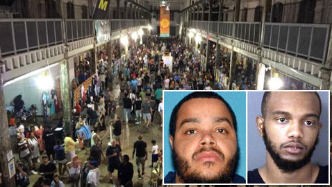 قتيل و23 جريح في هجوم غامض على مهرجان فني بنيوجيرسي