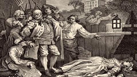 قانون بريطاني مرعب لمحاربة جرائم القتل خلال القرن ال18!